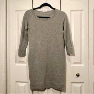 James Perse Sweatshirt dress size 1